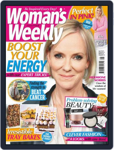 Woman's Weekly (Digital) January 29th, 2019 Issue Cover
