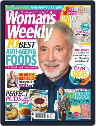 Woman's Weekly (Digital) February 12th, 2019 Issue Cover