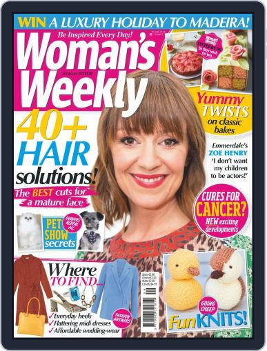 Woman's Weekly February 26th, 2019 Digital Back Issue Cover