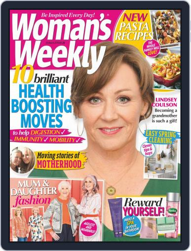 Woman's Weekly (Digital) March 26th, 2019 Issue Cover
