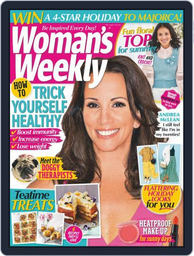 Woman's Weekly June 18th, 2019 Digital Back Issue Cover