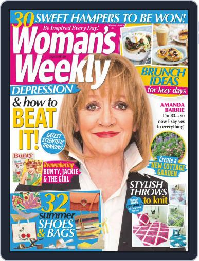 Woman's Weekly July 2nd, 2019 Digital Back Issue Cover