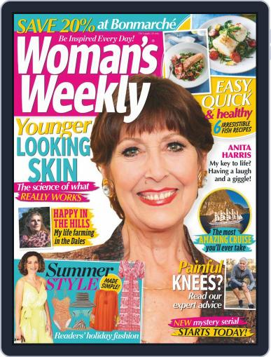 Woman's Weekly July 30th, 2019 Digital Back Issue Cover
