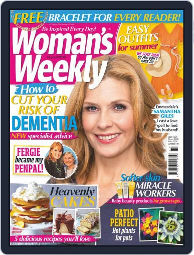Woman's Weekly August 6th, 2019 Digital Back Issue Cover