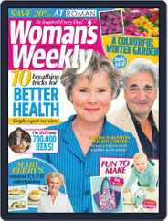 Woman's Weekly (Digital) Subscription October 15th, 2019 Issue