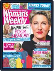 Woman's Weekly (Digital) Subscription April 7th, 2020 Issue