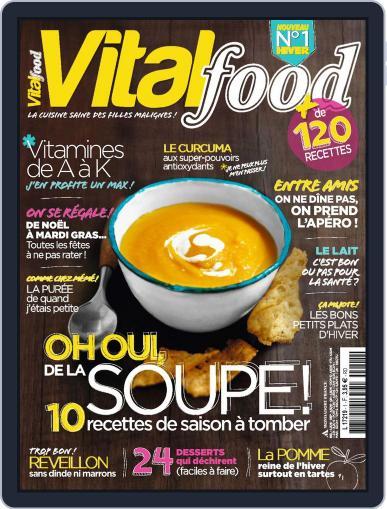 Vital Food (Digital) December 24th, 2014 Issue Cover