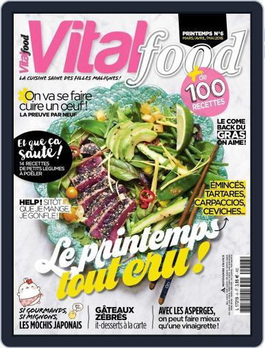 Vital Food (Digital) February 25th, 2016 Issue Cover