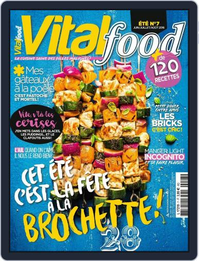 Vital Food (Digital) May 26th, 2016 Issue Cover