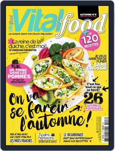 Vital Food (Digital) September 1st, 2016 Issue Cover