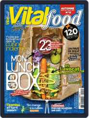 Vital Food (Digital) Subscription September 1st, 2017 Issue