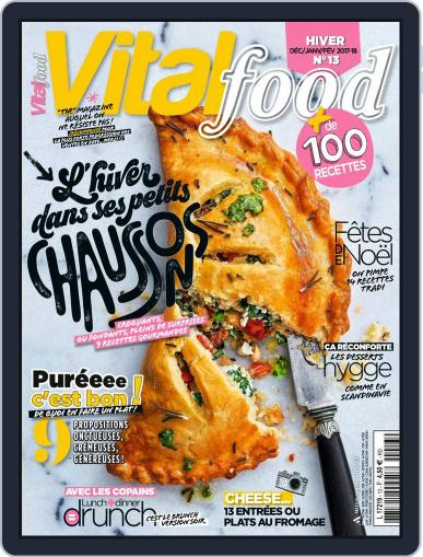 Vital Food (Digital) December 1st, 2017 Issue Cover