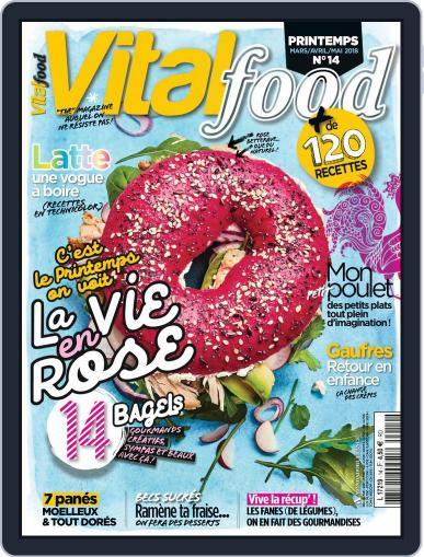 Vital Food (Digital) March 1st, 2018 Issue Cover