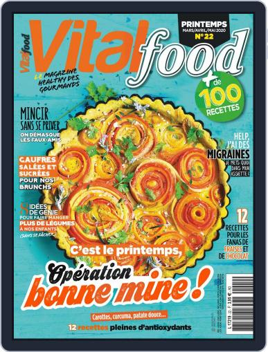 Vital Food (Digital) March 1st, 2020 Issue Cover