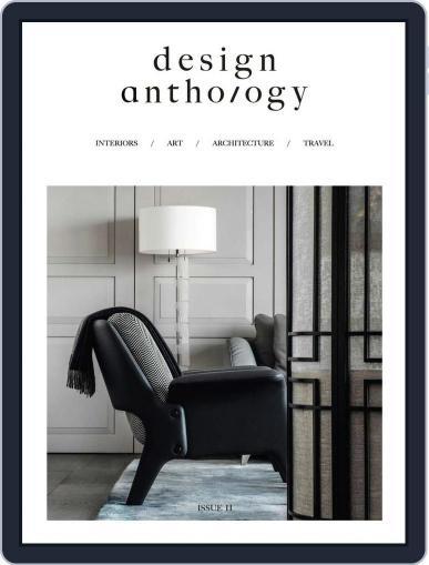 Design Anthology (Digital) December 1st, 2016 Issue Cover