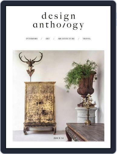Design Anthology (Digital) September 1st, 2017 Issue Cover