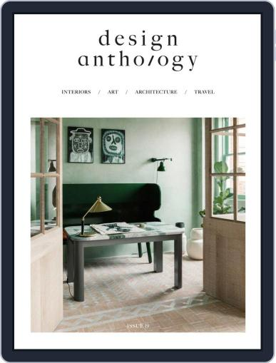 Design Anthology (Digital) December 1st, 2018 Issue Cover