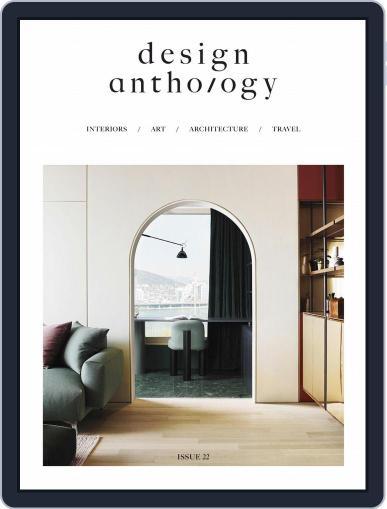 Design Anthology (Digital) October 1st, 2019 Issue Cover