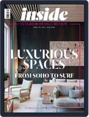 (inside) interior design review (Digital) Subscription May 9th, 2016 Issue