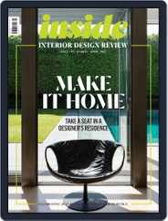 (inside) interior design review (Digital) Subscription March 1st, 2017 Issue