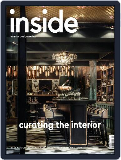 (inside) interior design review (Digital) May 1st, 2017 Issue Cover