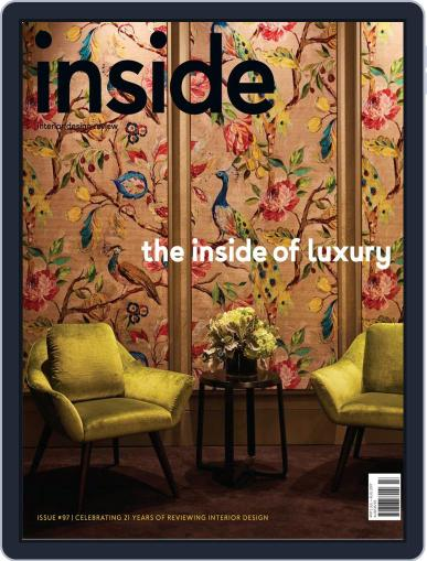 (inside) interior design review (Digital) July 1st, 2017 Issue Cover
