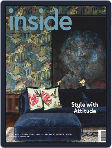 (inside) interior design review (Digital) March 1st, 2019 Issue Cover