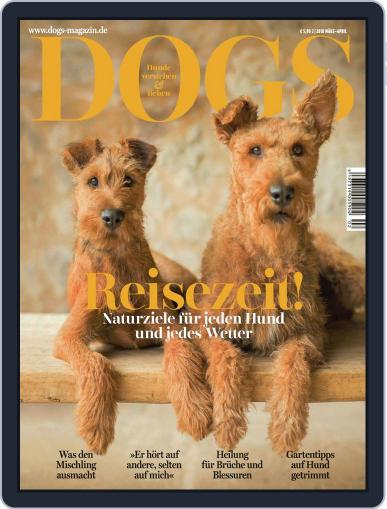 dogs March 1st, 2018 Digital Back Issue Cover