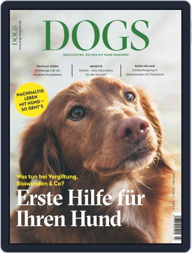 dogs May 1st, 2019 Digital Back Issue Cover