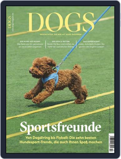 dogs March 1st, 2020 Digital Back Issue Cover