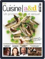 Cuisine A&D (Digital) Subscription April 30th, 2014 Issue