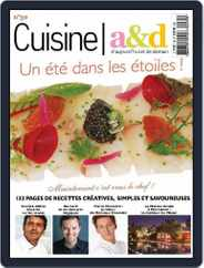 Cuisine A&D (Digital) Subscription August 1st, 2014 Issue
