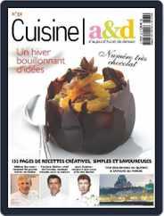 Cuisine A&D (Digital) Subscription November 29th, 2014 Issue