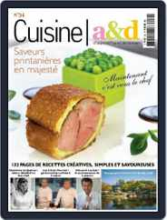 Cuisine A&D (Digital) Subscription May 1st, 2015 Issue