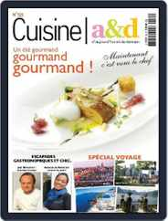Cuisine A&D (Digital) Subscription June 15th, 2015 Issue