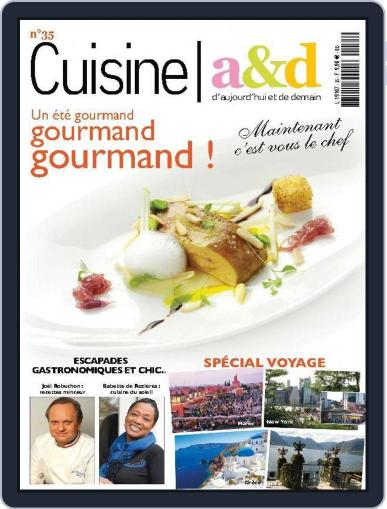 Cuisine A&D (Digital) June 15th, 2015 Issue Cover