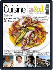 Cuisine A&D (Digital) Subscription November 20th, 2015 Issue