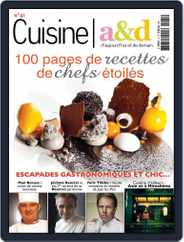 Cuisine A&D (Digital) Subscription August 1st, 2016 Issue