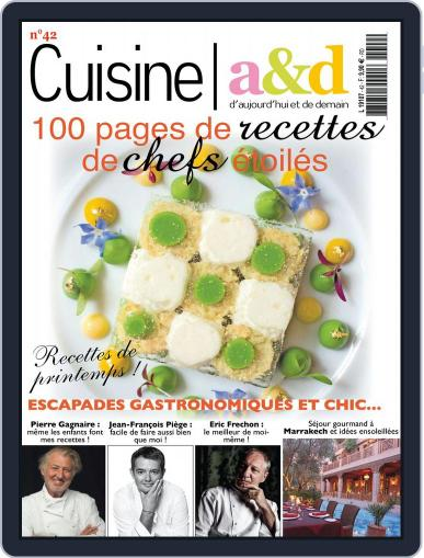 Cuisine A&D (Digital) December 1st, 2016 Issue Cover