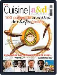 Cuisine A&D (Digital) Subscription June 1st, 2017 Issue