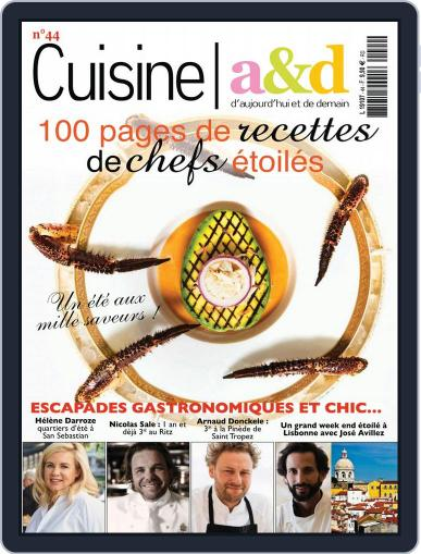 Cuisine A&D (Digital) June 1st, 2017 Issue Cover