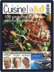 Cuisine A&D (Digital) Subscription May 1st, 2019 Issue