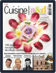 Cuisine A&D (Digital) Subscription July 1st, 2019 Issue