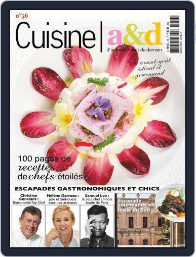 Cuisine A&D (Digital) July 1st, 2019 Issue Cover
