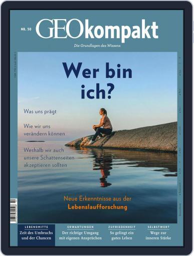 GEOkompakt (Digital) February 1st, 2017 Issue Cover