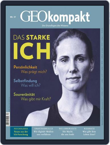 GEOkompakt (Digital) December 1st, 2018 Issue Cover