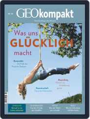 GEOkompakt (Digital) Subscription March 1st, 2019 Issue