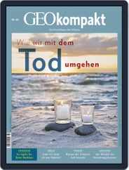 GEOkompakt (Digital) Subscription September 1st, 2019 Issue
