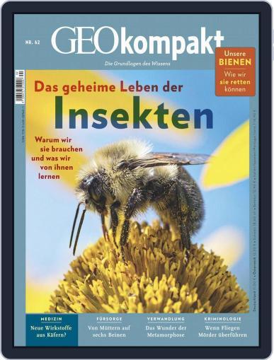 GEOkompakt (Digital) March 1st, 2020 Issue Cover