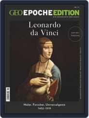GEO Epoche Edition (Digital) Subscription April 1st, 2019 Issue